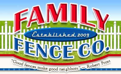 Family Fence co. - Established 2003