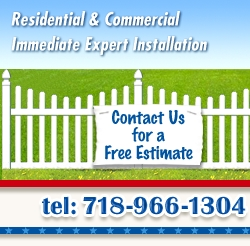 Contact Us for a Free Estimate: 718-966-1304